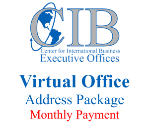 CIB - Virtual Office - Address Package - Weston