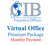 CIB - Virtual Office - Premium Package - Monthly Payment