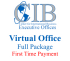 CIB - Virtual Office - Full Package - First Time Payment