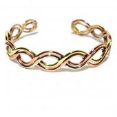 HPSilver: Copper Cuff Bracelet (oli-br-0013)