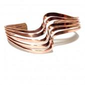 HPSilver: Copper Cuff Bracelet (oli-br-0017)