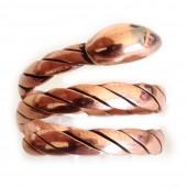 HPSilver, LLC : Copper Snake Ring (ISA-RG-002) 10 Pack
