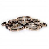 Unique Leather Bracelet 10 pack ULB100